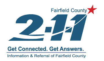 Fairfield County 2-1-1  logo
