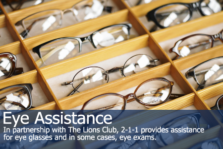 Eye Wear Assistance