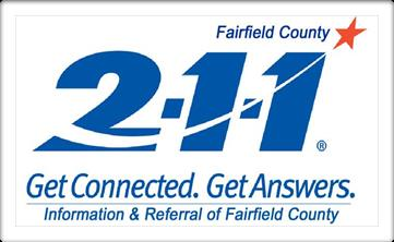 Fairfield County 211 Logo